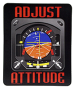 Mousepad - Adjust Your Attitude